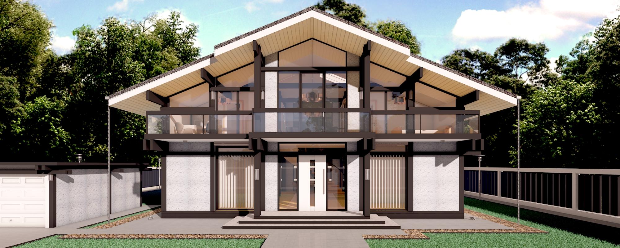 etapele caselor de lemn